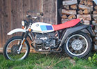 BMW R 80 G/S, Andreas